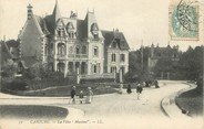 "14 Calvado / CPA FRANCE 14 ""Cabourg, la villa Maxime"""