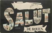 """76 Seine Maritime * CPA FRANCE 76 """"Salut de Rouen"""""""