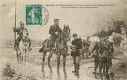 """94 Val De Marne / CPA FRANCE 94 """"Bataille de Champigny"""" / GUERRE DE 1870 / CHEVAL"""