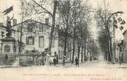 """81 Tarn / CPA FRANCE 81 """"Albi, Statue Jeanne D'arc et av Lapérouse"""""""
