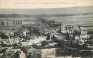 """27 Eure / CPA FRANCE 27 """"Saint Pierre de Vauvray, vue d'ensemble sur la gare et les maisons environnantes"""""""