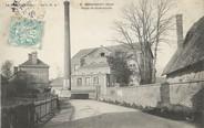 "27 Eure / CPA FRANCE 27 ""Serquigny, usine de Chiffonnerie"""