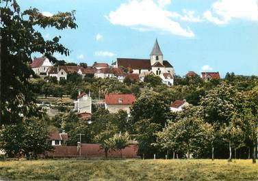 """/ CPSM FRANCE 27 """"Saint Marcel, vue sur le bourg"""""""