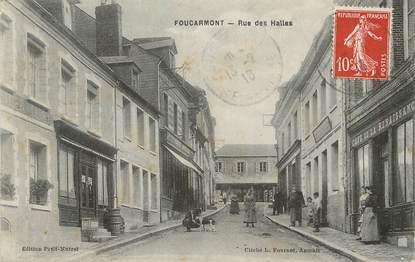 Cpa france 76 foucarmont rue des halles 76 seine maritime - Lapeyre rue des halles ...