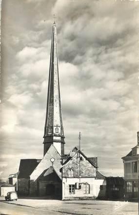 """/ CPSM FRANCE 76 """"La Feuillie, son clocher"""""""