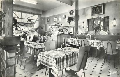 "/ CPSM FRANCE 76 ""Gournay en Bray, hôtel restaurant Chez Pasquier"""