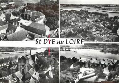 """/ CPSM FRANCE 41 """"Saint Dyé sur Loire"""""""