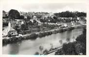 """53 Mayenne / CPSM FRANCE 53 """"Mayenne, vue générale vers les vieux remparts"""""""