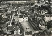 """53 Mayenne / CPSM FRANCE 53 """"Craon, vue aérienne, la mairie"""""""