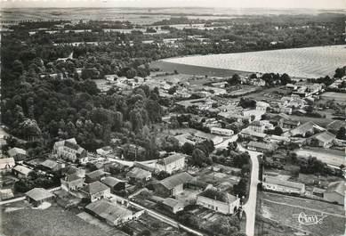 """/ CPSM FRANCE 51 """"Mairy sur Marne, vue générale aérienne"""""""