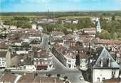 """51 Marne / CPSM FRANCE 51 """"Sermaize les Bains, place de l'hôtel de ville"""""""