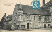 """27 Eure / CPA FRANCE 27 """"Verneuil, maison du XVème siècle avec tourelle"""""""
