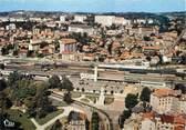 """25 Doub / CPSM FRANCE 25 """"Besançon, vue aérienne"""""""