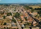 """28 Eure Et Loir / CPSM FRANCE 28 """"La Bazoche Gouet, vue aérienne"""""""