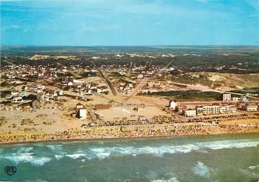 """/ CPSM FRANCE 62 """"Stella Plage, la plage et la place de l'étoile"""""""