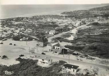 """/ CPSM FRANCE 62 """"Sainte Cécile plage, vue générale aérienne"""""""