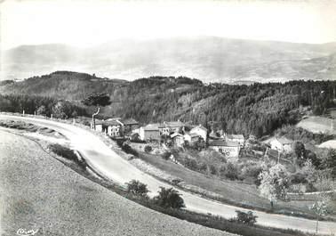"""/ CPSM FRANCE 63 """"Ambert, vue du village de Pommeyrol"""""""