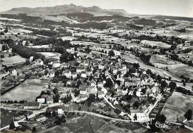"""/ CPSM FRANCE 63 """"Latour d'Auvergne, vue générale aérienne"""""""