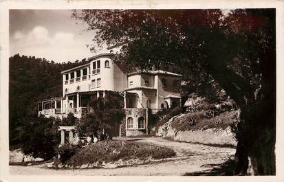 """CPSM FRANCE 83 """"Le Rayol, Hotel Bellevue"""""""