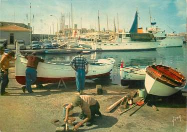 """/ CPSM FRANCE 06 """"Antibes, le port"""""""