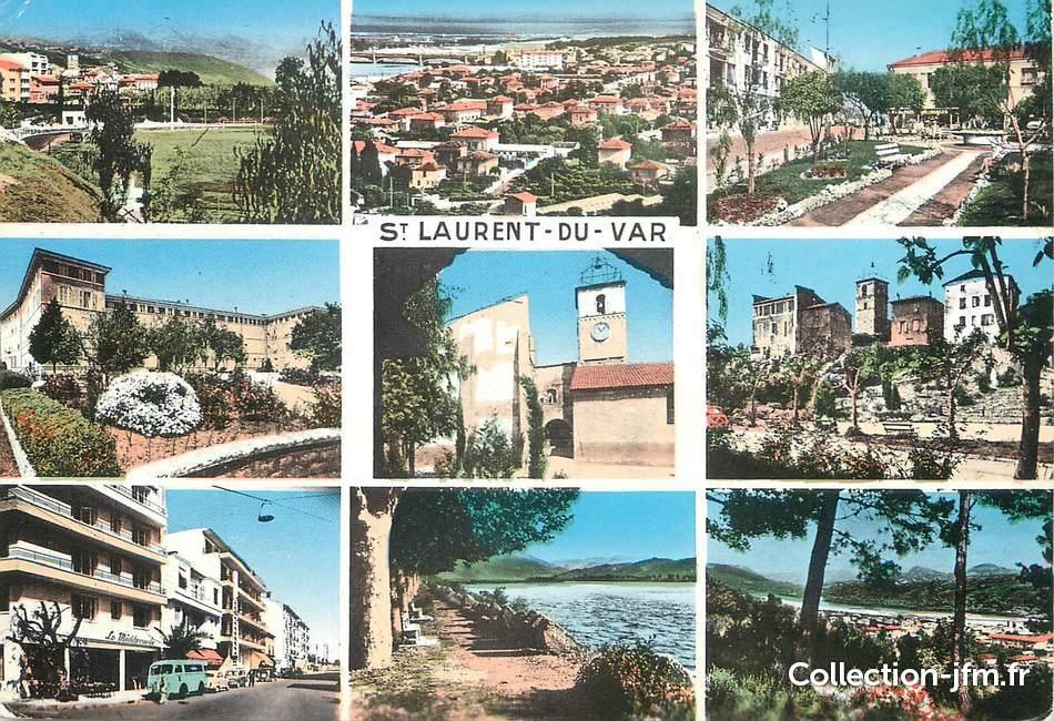 Cpsm france 06 souvenir de saint laurent du var 06 alpes maritimes autres communes 06 - Chambre des metier st laurent du var ...