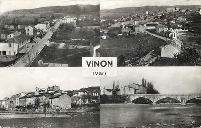"CPSM FRANCE 83 ""Vinon"""