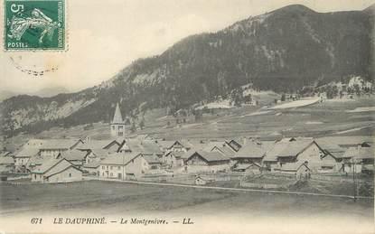 """/ CPA FRANCE 05 Le Montgenèvre"""""""