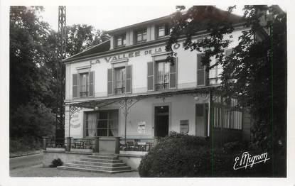 """/ CPSM FRANCE 77 """"Bois le Roi, hôtel de la vallée de la Solles"""""""