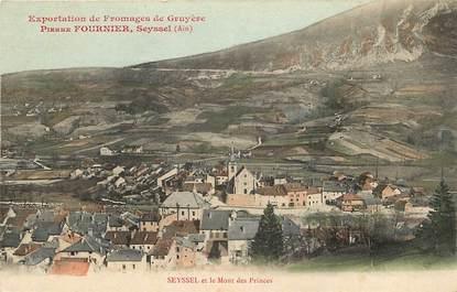 """CPA """"Seyssel et le Mont des Princes"""""""
