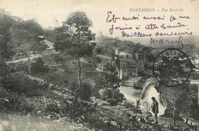 """/ CPA FRANCE 13 """"Ventabren, vue générale"""""""