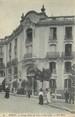 """63 Puy De DÔme / CPA FRANCE 63 """"Royat, grand hôtel du parc et métréopole"""""""