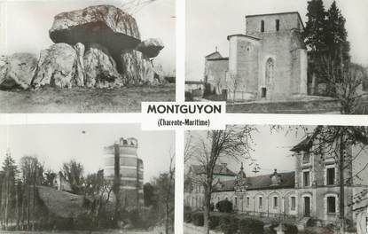 """/ CPSM FRANCE 17 """"Montguyon"""""""