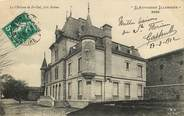 "15 Cantal CPA FRANCE 15 ""Château de Saint Gal"""