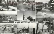 """17 Charente Maritime / CPSM FRANCE 17 """"Marennes Le Chapus"""""""