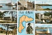 """17 Charente Maritime / CPSM FRANCE 17 """"Souvenir de l'Ile d'Aix"""""""
