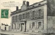 """17 Charente Maritime / CPA FRANCE 17 """"Ile d'Aix, la maison de Napoléon 1er"""""""