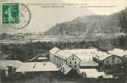 """CPA FRANCE 73 """"Saint Etienne de Cuines"""""""