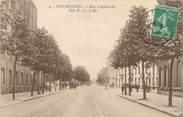"""59 Nord / CPA FRANCE 59 """"Tourcoing, rue Faidherbe"""""""