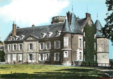 """/ CPSM FRANCE 72 """"Montmirail, le château"""""""