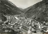 """73 Savoie / CPSM FRANCE 73 """"Modane Fourneaux, vue générale de la gare de Fourneaux"""""""