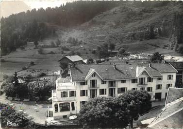 """/ CPSM FRANCE 73 """"Saint Bon, hôtel du lac Bleu"""""""