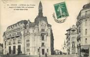 """21 Cote D'or CPA FRANCE 21 """"Dijon, l'Hôtel des postes"""""""