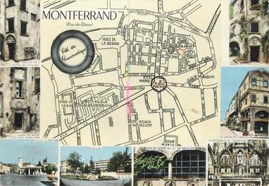 "/ CPSM FRANCE 63 ""Montferrand"""