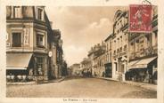 "72 Sarthe / CPA FRANCE 72 ""La Flèche, rue Carnot"""