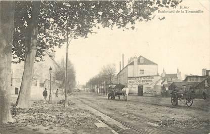 "CPA FRANCE 21 ""Dijon, Bld de la Tremouille"""