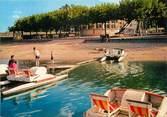"""71 SaÔne Et Loire / CPSM FRANCE 71 """"Le Creusot, lac de Torcy, la Rotonde"""""""