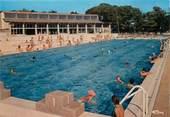 """71 SaÔne Et Loire / CPSM FRANCE 71 """"Le Creusot, la piscine du parc """""""