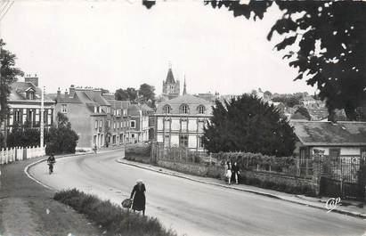 "/ CPSM FRANCE 61 ""L'Aigle, la rue de la gare"""
