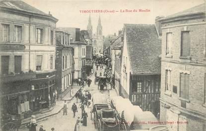 """/ CPA FRANCE 61 """"Vimoutiers, la rue du moulin"""""""