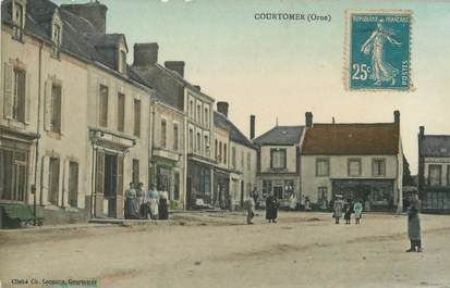 """/ CPA FRANCE 61 """"Courtomer"""""""